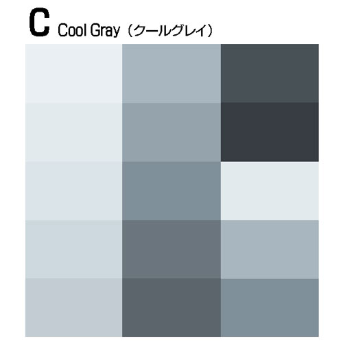 【VARIOUS INK】C:Cool Gray