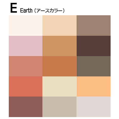【VARIOUS INK】E:Earth
